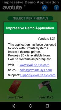 Impressive Demo Application screenshot 4