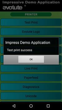 Impressive Demo Application screenshot 5