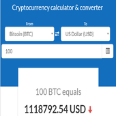 Crypto Exchange Calculator icon