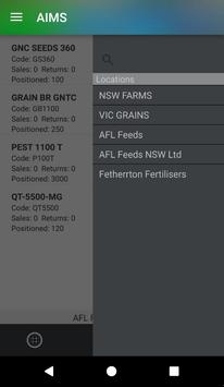 AIMS screenshot 4