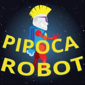 Pipoca Robot icon