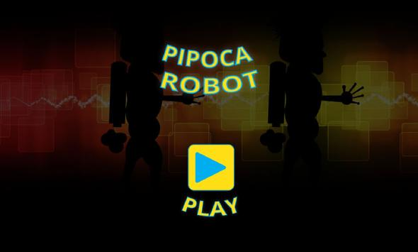 Pipoca Robot poster