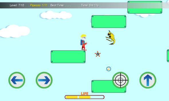 Pipoca Robot screenshot 1