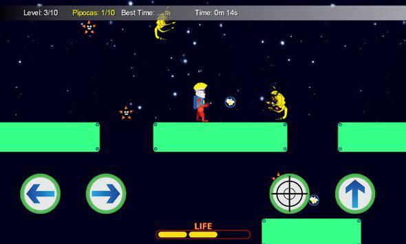 Pipoca Robot screenshot 3