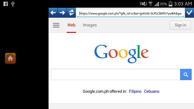 F8-Browser8 screenshot 2