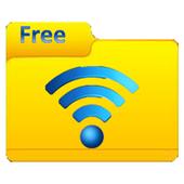 Transfer File Wifi Free icon