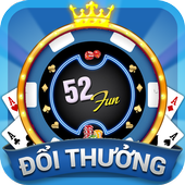 52Fun Game Danh Bai Doi Thuong icon