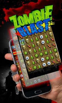 Zombie Blast Free poster