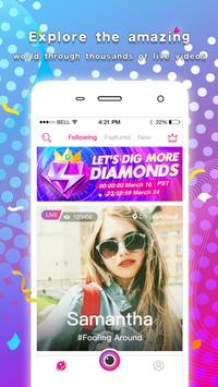 Gogo.Live - Live Streaming Video Chat poster