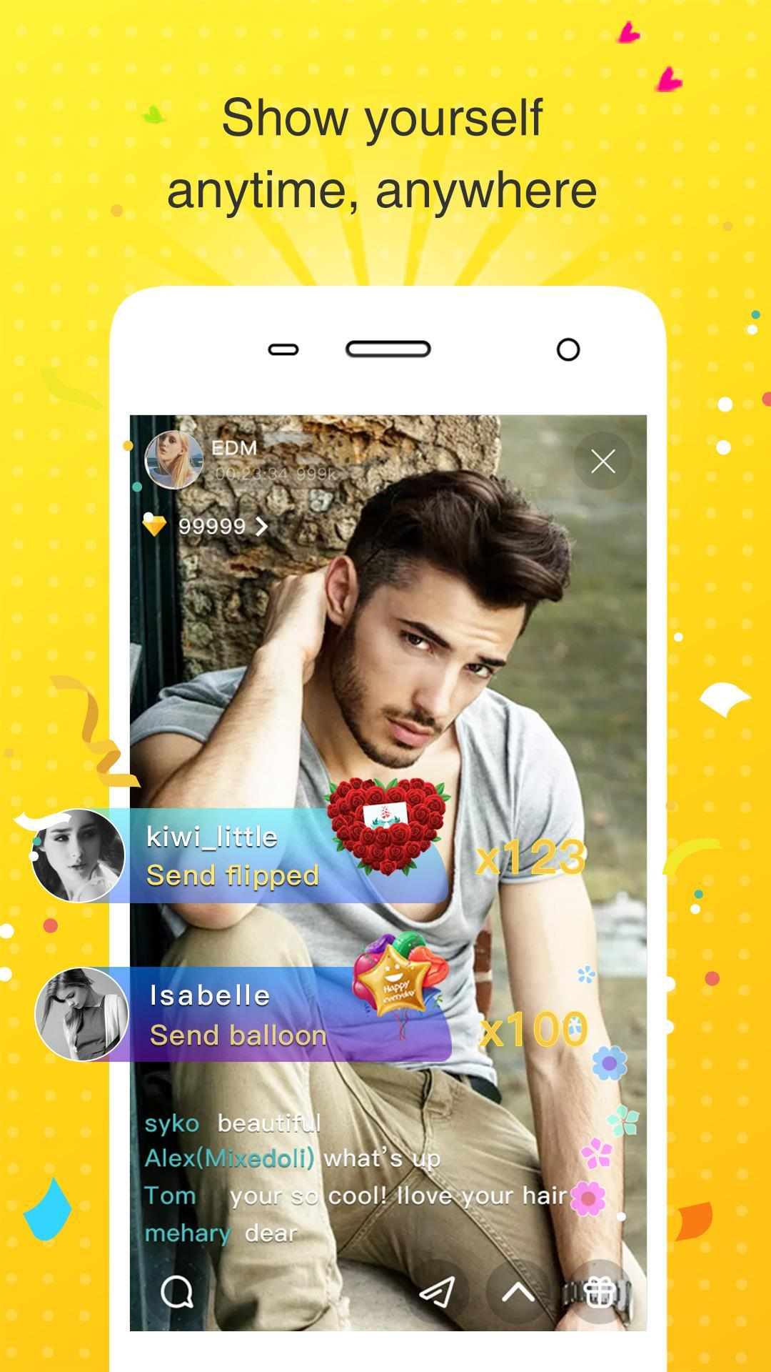 Gogo Live for Android - APK Download