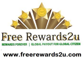 Freerewards2u.com poster