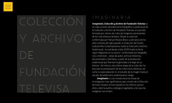 Imaginaria Fundación Televisa screenshot 1