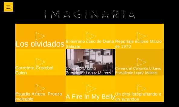 Imaginaria Fundación Televisa screenshot 2