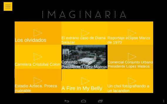 Imaginaria Fundación Televisa screenshot 6