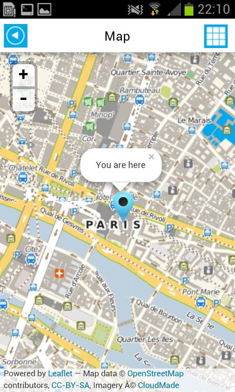Paris Offline Map For Tourists For Android Apk Download