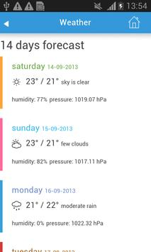 Abu Dhabi Guide Hotels Weather screenshot 2
