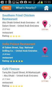 Abu Dhabi Guide Hotels Weather screenshot 3