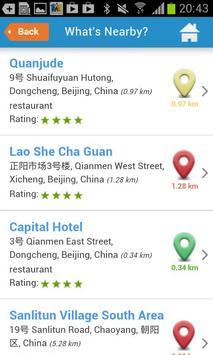 Beijing Guide Hotels & Weather screenshot 3
