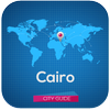Cairo Guide Map Hotel Weather icon