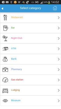 Cairo Guide Map Hotel Weather screenshot 1