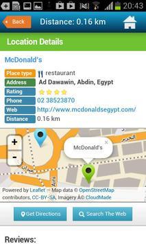 Cairo Guide Map Hotel Weather screenshot 4