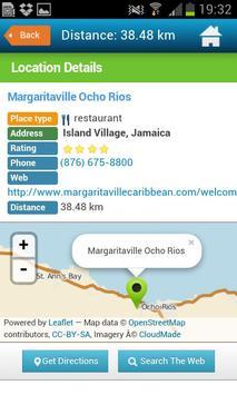 Jamaica Guide Map & Hotels screenshot 3