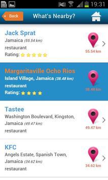 Jamaica Guide Map & Hotels screenshot 2