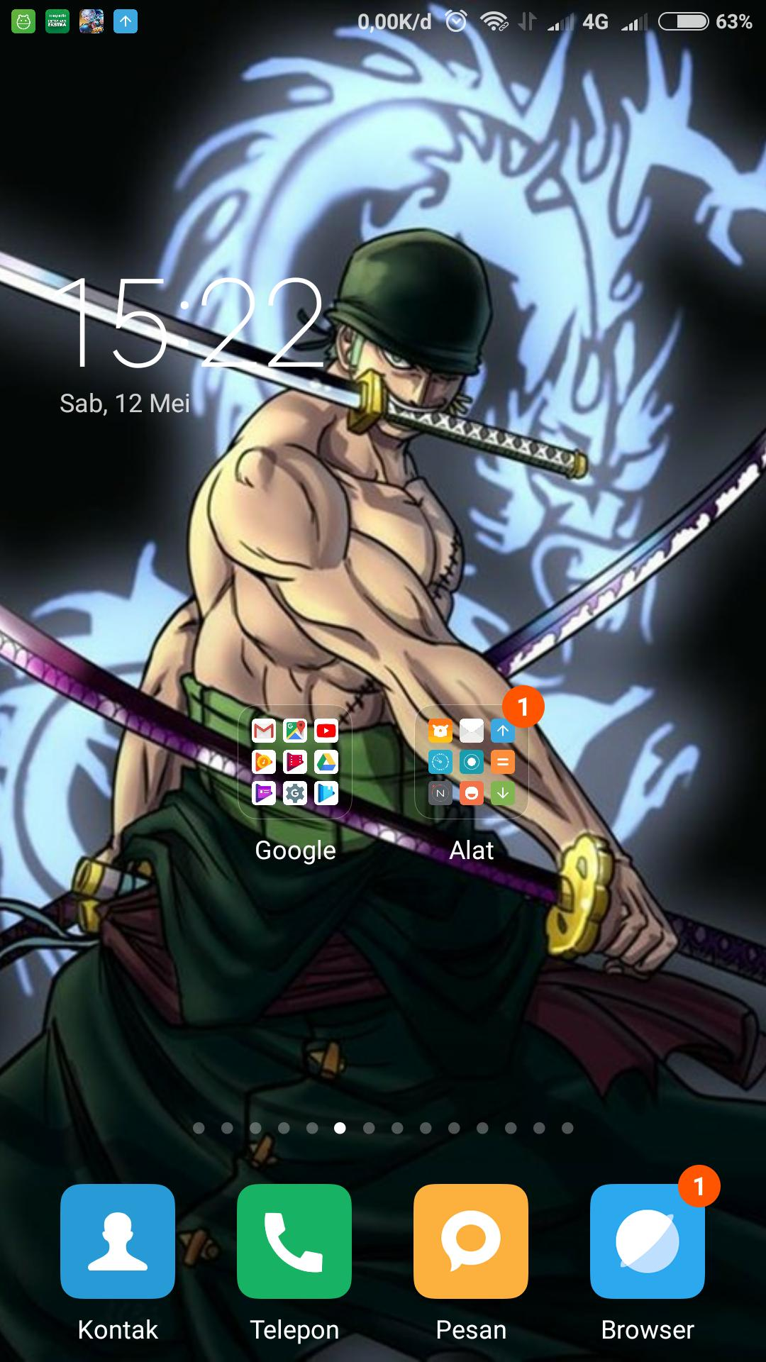Roronoa Zoro Hd Wallpapers For Android Apk Download