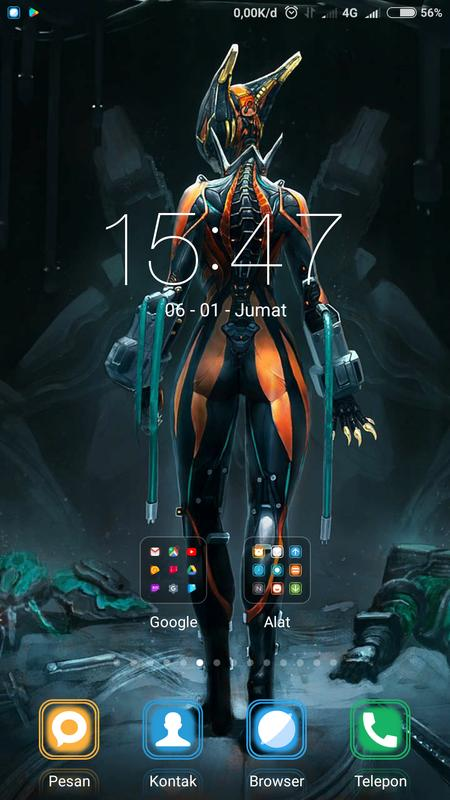 Warframe Wallpaper HD poster Warframe Wallpaper HD screenshot 1 ...