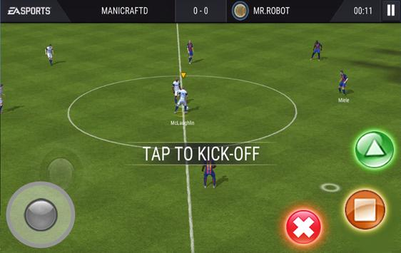 Tips Fifa Mobile Soccer poster