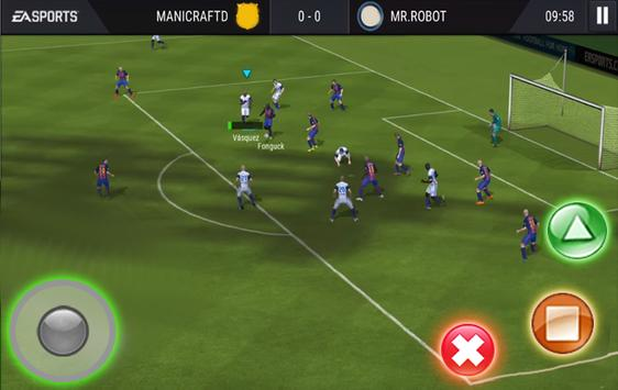 Tips Fifa Mobile Soccer apk screenshot