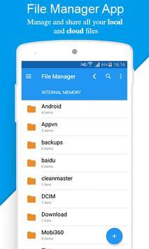 File Manager - Explorer File poster