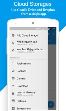 File Manager - Explorer File apk screenshot