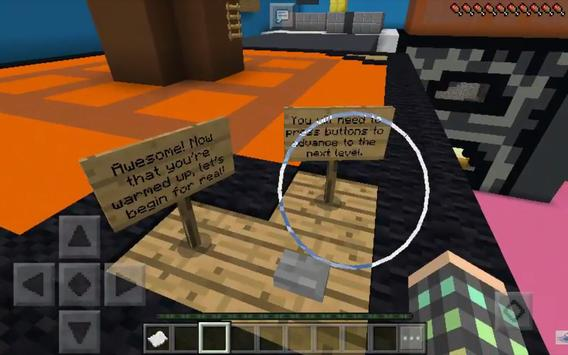 Parkour Paradise: Giant House Map for MCPE screenshot 4