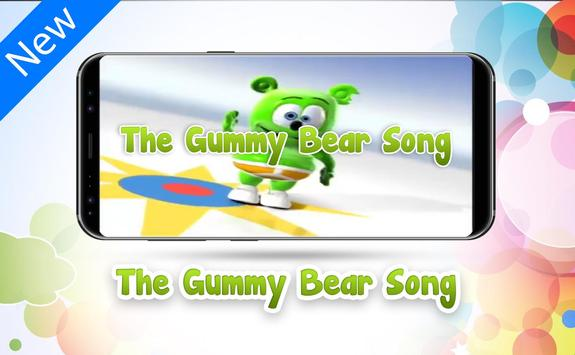 gummy bear song poster