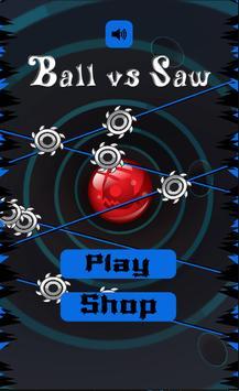 Ball Vs Saw poster
