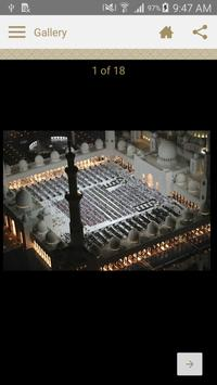 Sheikh Zayed Grand Mosque apk screenshot