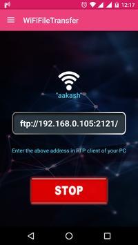 WiFi File Transfer screenshot 4