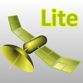 SatFinder Lite - TV Satellites icon
