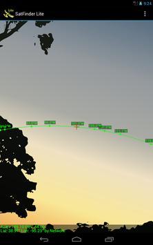 SatFinder Lite - TV Satellites apk screenshot