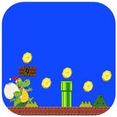 Mario Mouse Run Rush icon