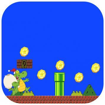 Mario Mouse Run Rush poster