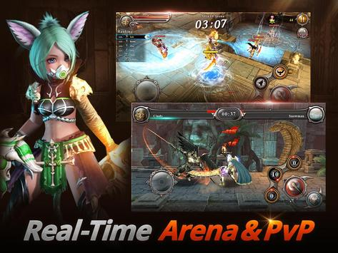 Blade: Sword of Elysion apk screenshot