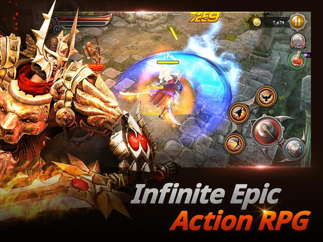Blade sword of elysion apk download free role playing game for blade sword of elysion poster gumiabroncs Choice Image