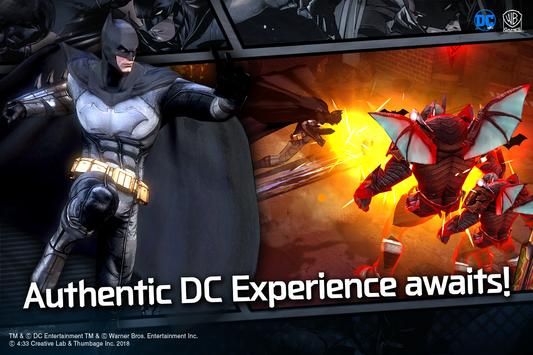 DC: UNCHAINED screenshot 1