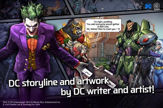 DC: UNCHAINED screenshot 2