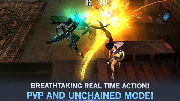 DC UNCHAINED screenshot 4