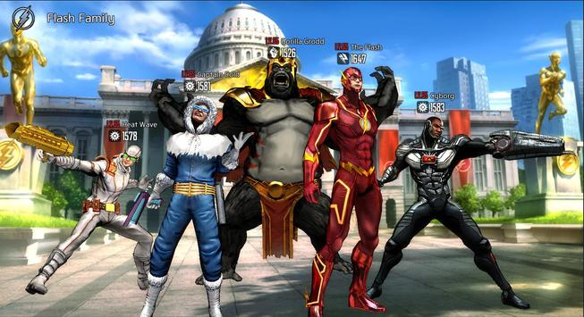 DC: UNCHAINED screenshot 7