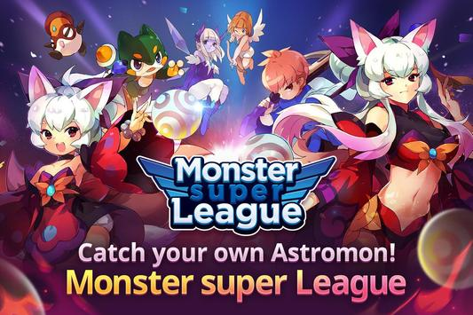 Monster Super League poster