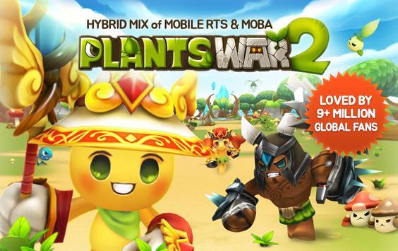 Plants War 2 poster